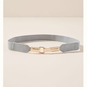 Anthropologie - Twiggy Skinny Belt